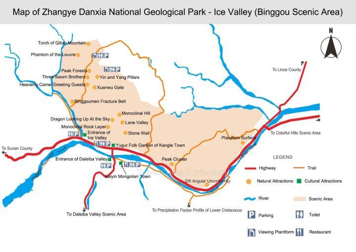 zhangye-ice-valley